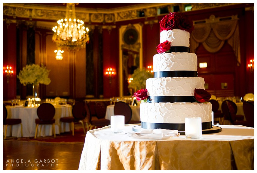 Theresa Spalo + Eduardo Navarette | Wedding Palmer House Hilton Chicago, IL Photographs taken at the wedding celebration of Theresa Spalo + Eduardo Navarette. The ceremony was held at Notre Dame de Chicago and the reception at the Red Lacquer Room at the Palmer House Hilton in downtown Chicago. Wedding Coordinator/Consultant: Liven It Up Events Anthony Navarro, 773.727.4929 anthony@livenitup.com http://www.liventitup.com Hair Stylist/Make-Up Artist: Chicago Bridal Hair/Makeup Church: Notre Dame de Chicago 1335 West Harrison Street, Chicago, IL 60607 773-243-7400 http://nddc.archchicago.org/ Caterer/Venue: Palmer House Hilton Jane Himmel, 312.917.7308 jane.himmel@hilton.com 17 East Monroe St., Chicago, IL 60603 http://www.hilton.com/en/hi/hotels/wedding/index.jhtml;jsessionid=0R3SF4MFFM0HCCSGBJBM22Q?ctyhocn=CHIPHHH Florist: Fragrant Designs Nadine Horwitz, 312.546.3044 nadine@fragrantdesign.com http://www.fragrantdesign.com Music: Style Matters Spencer Lokken, 773.278.3467 spencer@stylemattersdjs.com http://www.stylemattersdjs.com/ Videographer: Xpress Video Robin Stein, 224-723-5111 robin@xpressvideoproductions.com Photobooth: 312photobooth, 312.278.1144 andrea@312photobooth.com Transportation: Windy City Limos Mallory P., 847.916.9300, MPorcelli@windycitylimos.com ©Angela Garbot Photography Mandatory credit Angela B. Garbot http://www.AngelaGarbot.com Facebook: http://www.facebook.com/AGarbot Twitter: @PhotosByGarbot LinkedIn: www.linkedin.com/in/AngelaGarbotPhotography 773.383.8858 | angie@angelagarbot.com