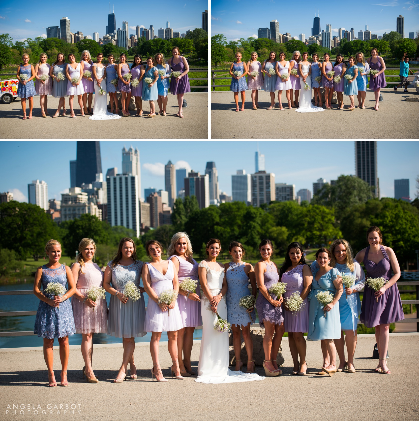 Chicago Memorial Day Wedding